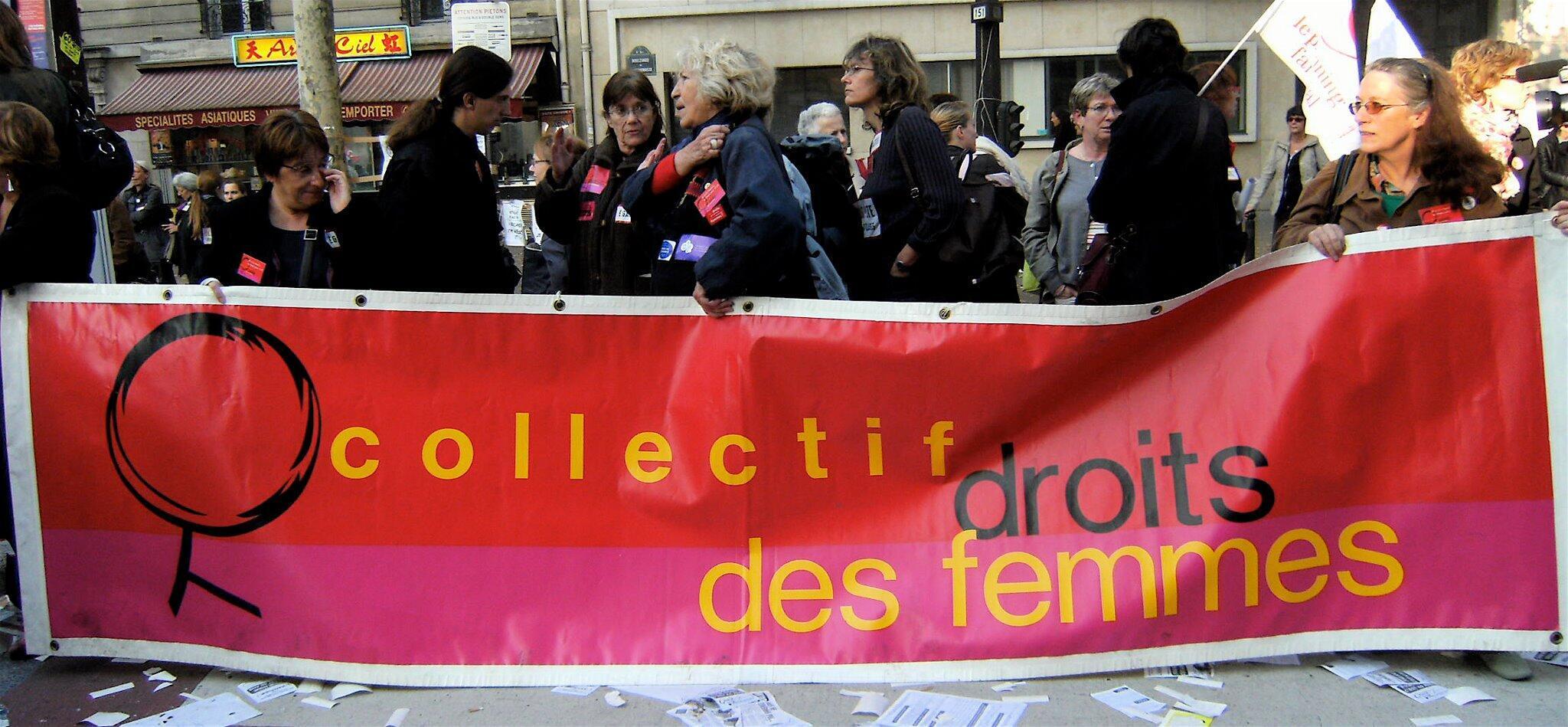 Uma grande manifestação para exigir igualdade de salários entre homens e mulheres contará com a participação de 38 entidades em Paris.