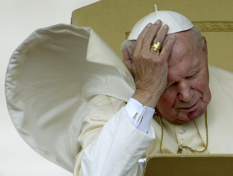 Иоанн- Павел II, Ватикан, 25 сентября 2002 года