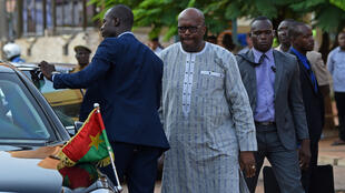 Le président burkinabè Roch Marc Christian Kaboré (photo d'illustration).