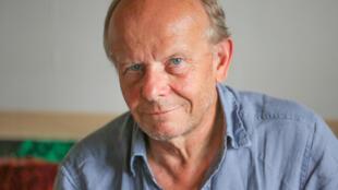 L'astrophysicien Marc Lachieze-Rey