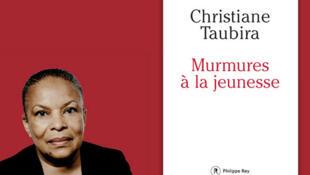 """A ex-ministra da Justiça, Christiane Taubira lançou nesta segunda-feira (1) o livro intitulado: """"Sussuros à Juventude"""" (tradução livre)."""