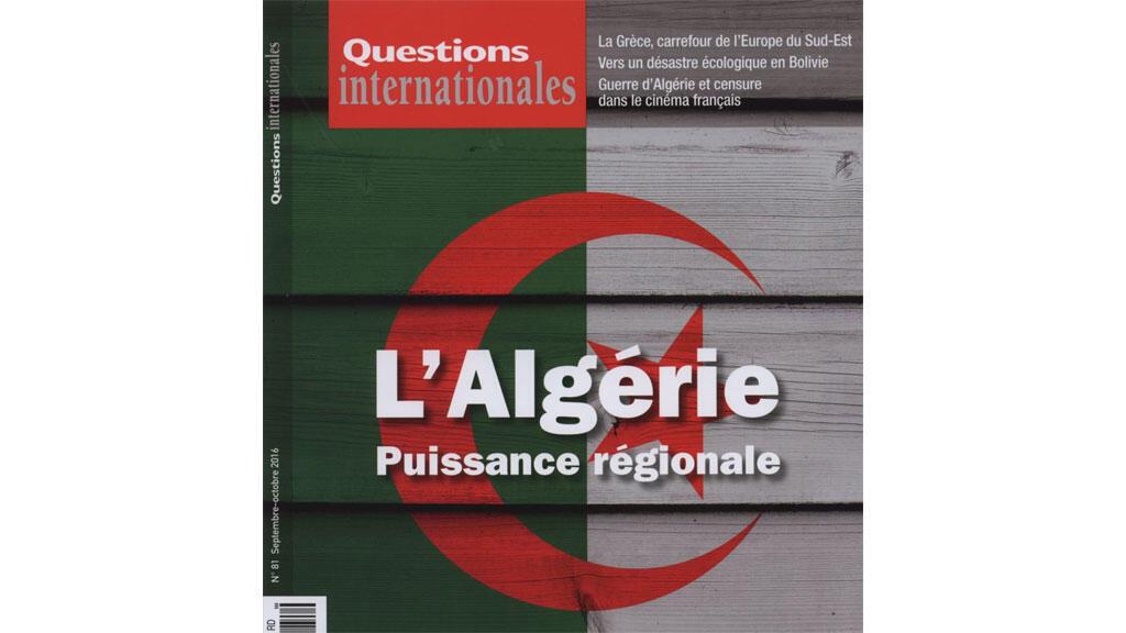 Revue «Questions internationales».