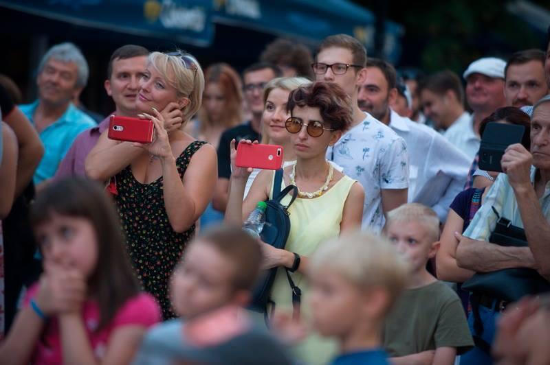 Зрители на презентации фильма «KISCHINEFF: Глубина города»