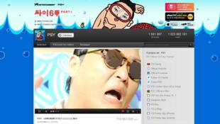 La chorégraphie de Psy sur la chanson «Gangnam Style» hystérise la planète.