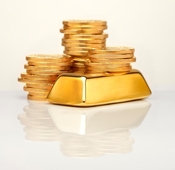 L'or, souvent considéré comme « LA » dernière valeur refuge en cas de crise, même s'il a perdu beaucoup de sa valeur en deux ans, devient bien un sujet sensible.