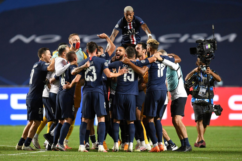 Le PSG s'est imposé 3-0 face au RB Leipzig en demi-finale de la Ligue des Champions, mardi 18 août 2020.