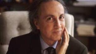 Thibault Damour, professeur de physique théorique à l'Institut des hautes études scientifiques (IHES)