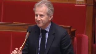 Philippe Baumel, député socialiste.