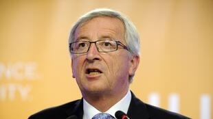 ژان-کلود یونکر رئیس کمیسیون اروپا