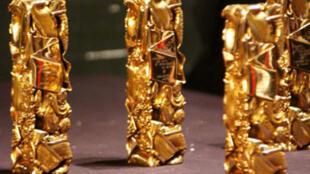 法国电影最高奖项:凯撒奖奖杯