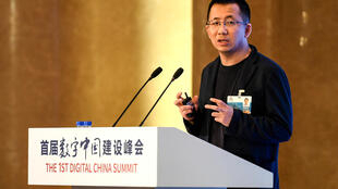 At just 38 Zhang Yiming has found that having a seat at the top table of China's rambunctious tech scene carries a heavy political and managerial price