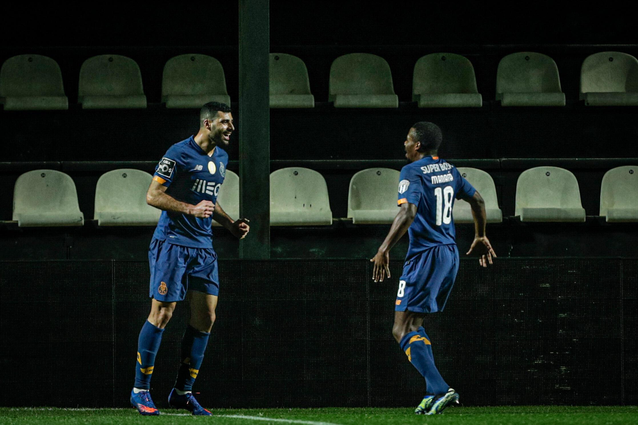 Mehdi Taremi - FC Porto - Futebol - Liga Portuguesa - Football - Desporto - Irão - Wilson Manafá
