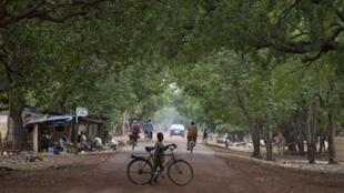 Guinée-Bissau - Route principale Gabu
