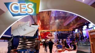 Le Consumer Electronics Show (CES), le salon mondial de l'innovation technologique, a ouvert ses portes à Las Vegas.