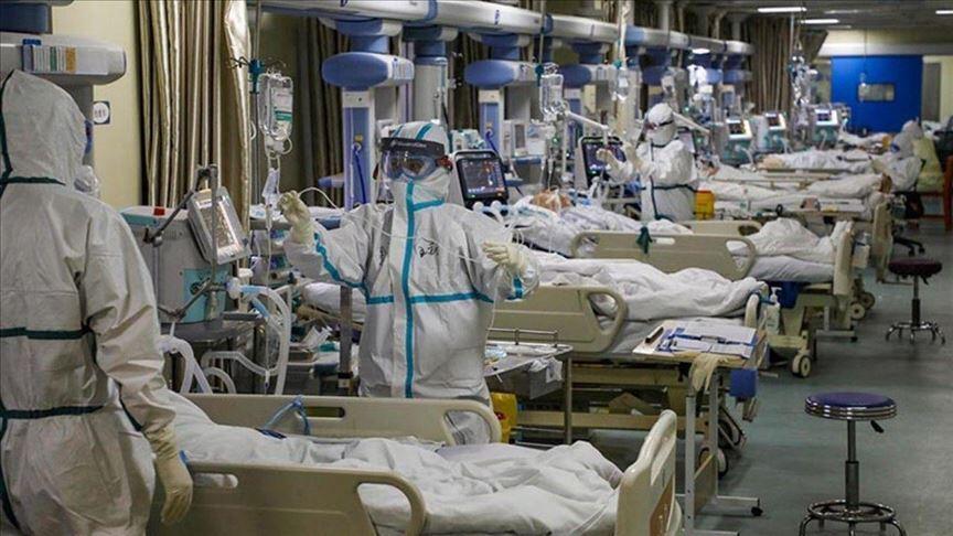 رکورد مرگ و میر ناشی از موج پنجم کرونا در ایران