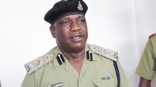 Kamanda wa Polisi mkoa wa Dar es Salaam nchini Tanzania.