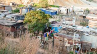 la partie urbaine de l'est du Witwatersrand en Afrique du Sud.