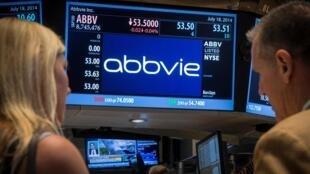 L'Américain AbbVie a annoncé mardi 25 juin le rachat d'Allergan, le fabricant du Botox, pour 63 milliards de dollars.
