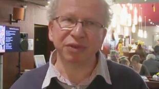 Jean-Louis Margolin, maître de Conférences en Histoire contemporaine à l'université d'Aix -Marseille et chercheur  à l'Institut de Recherches asiatiques (Capture d'écran).