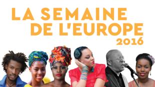 Du 6 au 14 mai 2016, la Semaine de l'Europe offre concerts, conférences et expositions au public haïtien pour renforcer les liens entre Haïti et l'Europe.