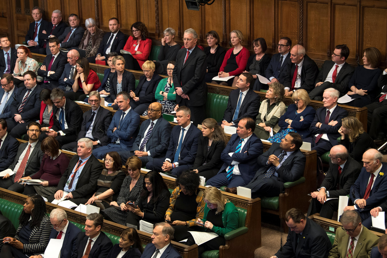 Parlamento vai debater a mudança de data da saída do Reino Unido da União europeia