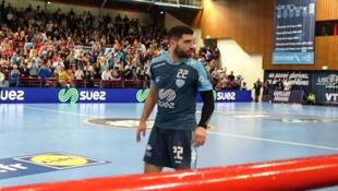 Nuno Grilo Pereira, jogador português do Créteil