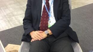 José Viegas, secretário-geral do Fórum internacional dos transportes em Paris a 3 de Dezembro de 2015