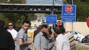 Le 25 avril 2011, la Syrie a fermé ses postes-frontières avec la Jordanie.