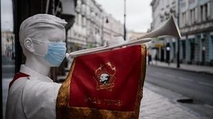 С 30 марта в Москве объявлен режим самоизоляции