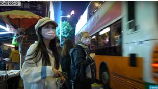 選擇逃亡的香港年輕人