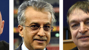 Los candidatos a la presidencia de la FIFA son Gianni Infantino, el Jeque de Bahréin Salman bin Ebrahim Al Jalifa,  Jérôme Champagne, el príncipe de Jordania Ali bin al Husein y Tokyo Sexwale.