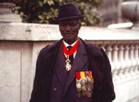 Bourama Dieme en 1992.