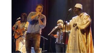 Rivière Noire au Festival Au Fil Des Voix 2014.