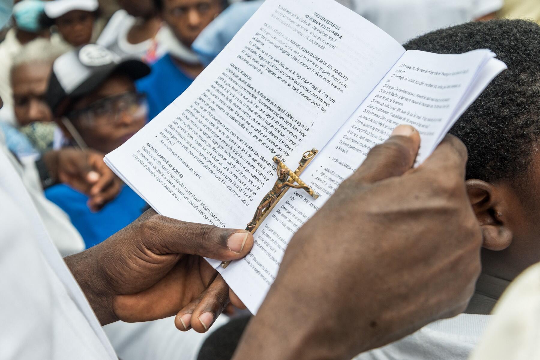 Pâques en Haïti