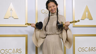 Chloe Zhao became the second woman ever to win the coveted best director Oscar