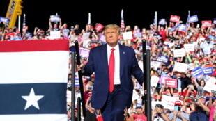 Donald Trump - élection - Caroline du Nord