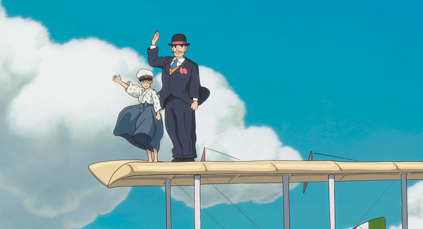 Le Vent se lève est le dernier film du grand maitre japonais Hayao Miyazaki.