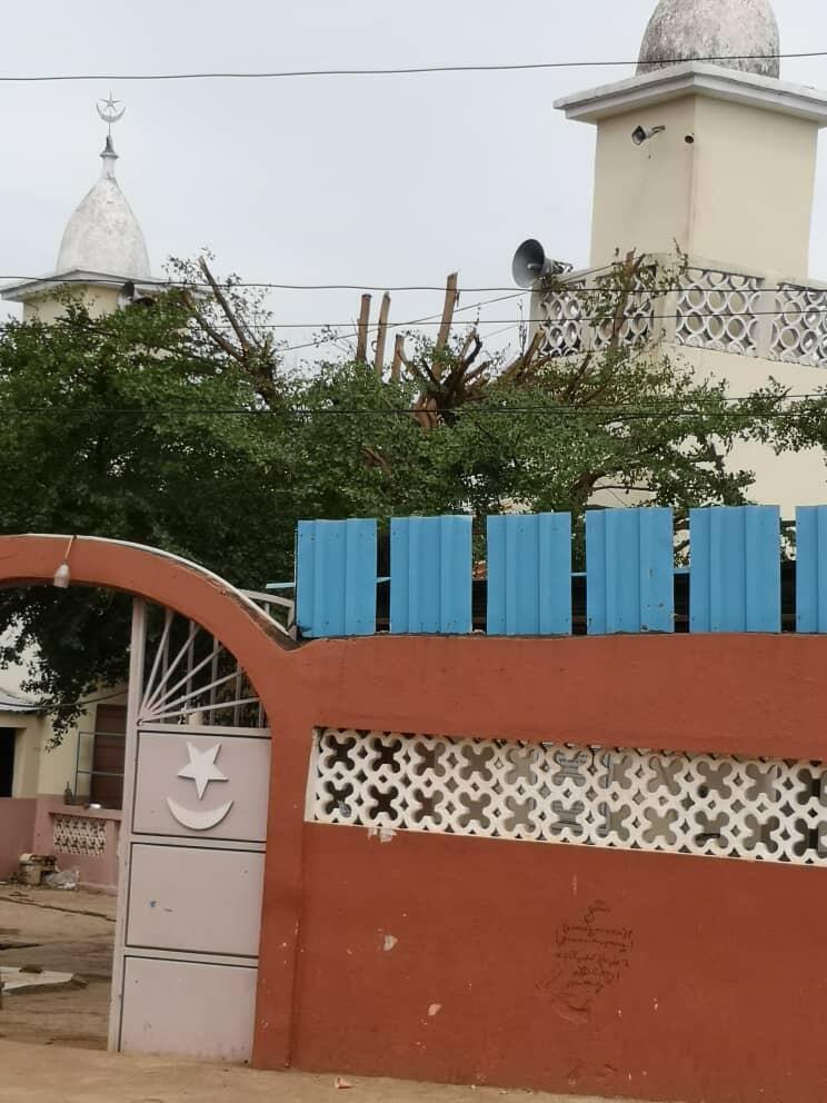 Mesquita em Bissau: mesquitas e igrejas encerradas desde março, reabriram a 10 de Julho na Guiné-Bissau