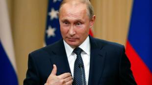 Владимир Путин еще раз заявил, что официальная Москва не вмешивалась в выборы в США