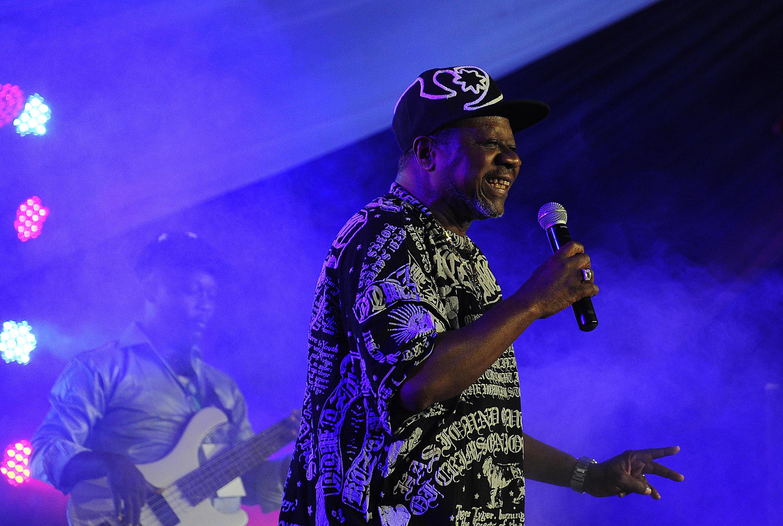 Marehemu mwanamziki Papa Wemba,