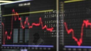 Mercados financeiros aguardam decisão sobre a liberação do sexto pacote de ajuda à Grécia