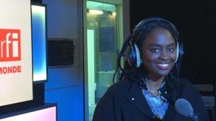 Cinéma - Aïssa Maïga en studio à RFI - Tous les cinémas du monde - documentaire Regard noir