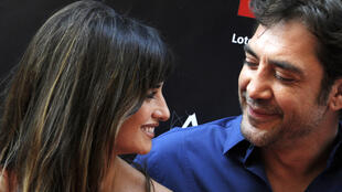 Penelope Cruz et Javier Bardem, en 2011.