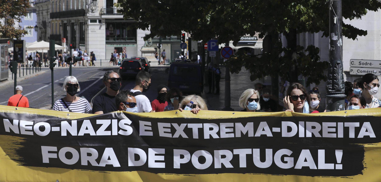Manifestações em Lisboa e Porto contra o racismo e o fascismo da extrema direita