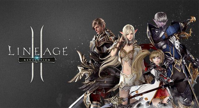 Lineage 2 Revolution, le jeu phare du géant du jeu vidéo sud-coréen Netmarble Games.