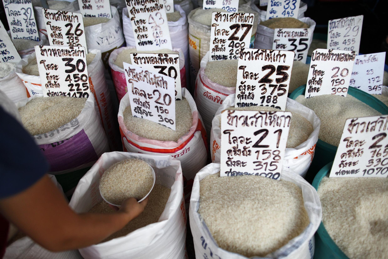 Efeito dos preços nos alimentos