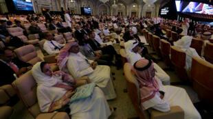 Le forum économique de Riyad commence ce 29 octobre 2019.