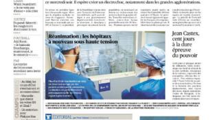 Le Figaro. 14 de Outubro de 2020.