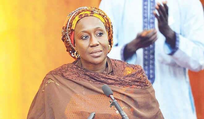 Ministar kula da bunkasa masan'antu, zuba hannun jari da kuma ciniki ta Najeriya, Aisha Abubakar
