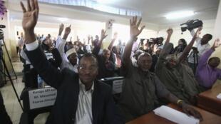 Les candidats ministrables devraient être légion. Photo : les membres du Parlement en plein vote, le 17 octobre 2012.